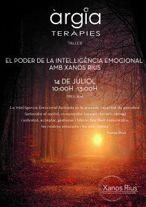 Taller d'Intel·ligència Emocional a Argia Teràpies @ Argia Teràpies