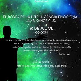 taller d'intel·ligencia emocional a la Pedrera