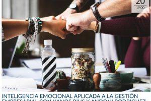 Intel·ligència Emocional Aplicada a la Gestió Empresarial amb Xanos Rius i Andoni Rodriguez @ PANGEA The Travel Store Barcelona