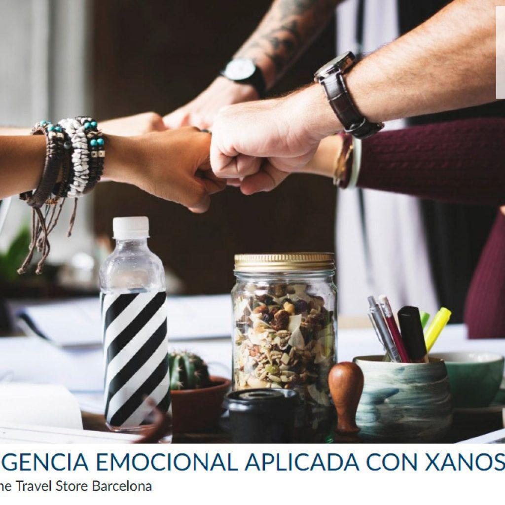 Ponencia Inteligencia emocional aplicada a la gestión empresarial - Xanos Rius - Pangea